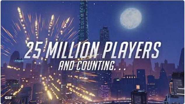Overwatch 25m