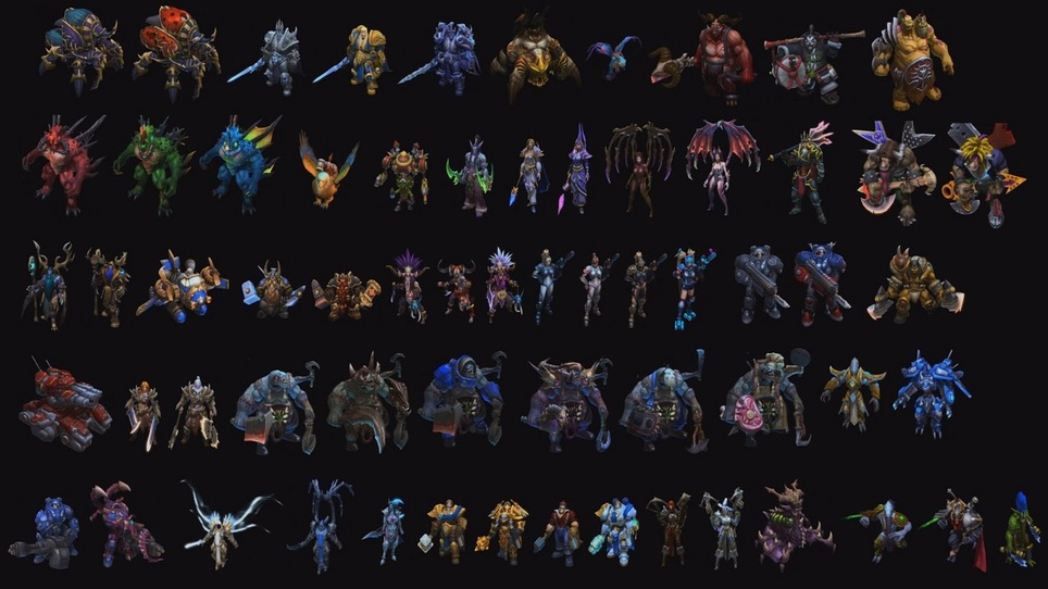 Heroes of the storm 1