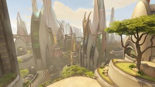 Numbani screenshot 001