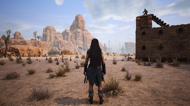 Ten Ton Hammer | Conan Exiles: Launch Patch Hits Live Servers