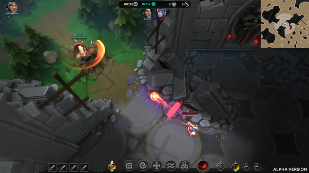 Battlerite royale screenshot9