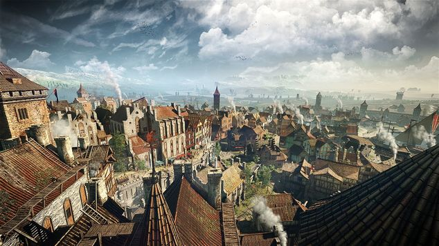 Witcher3 novigrad